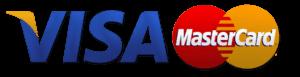 логотип visa & masterCard