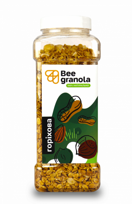 Beegranola Тропік 250г