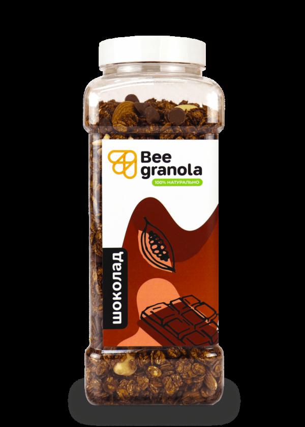 Beegranola Шоколад 500г