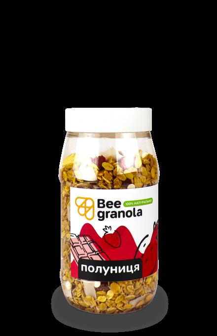 Beegranola Полуниця
