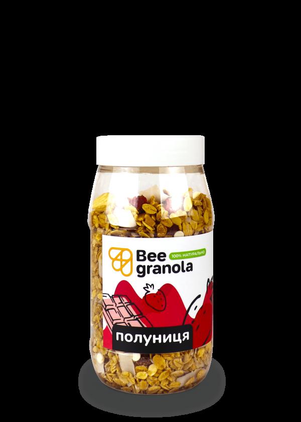 Beegranola Полуниця 250г
