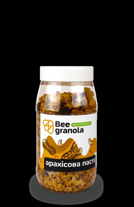 Beegranola Арахісова паста