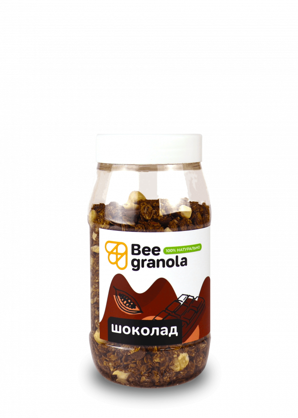 Beegranola Шоколад 250г