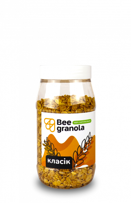 Beegranola Green греча 600г