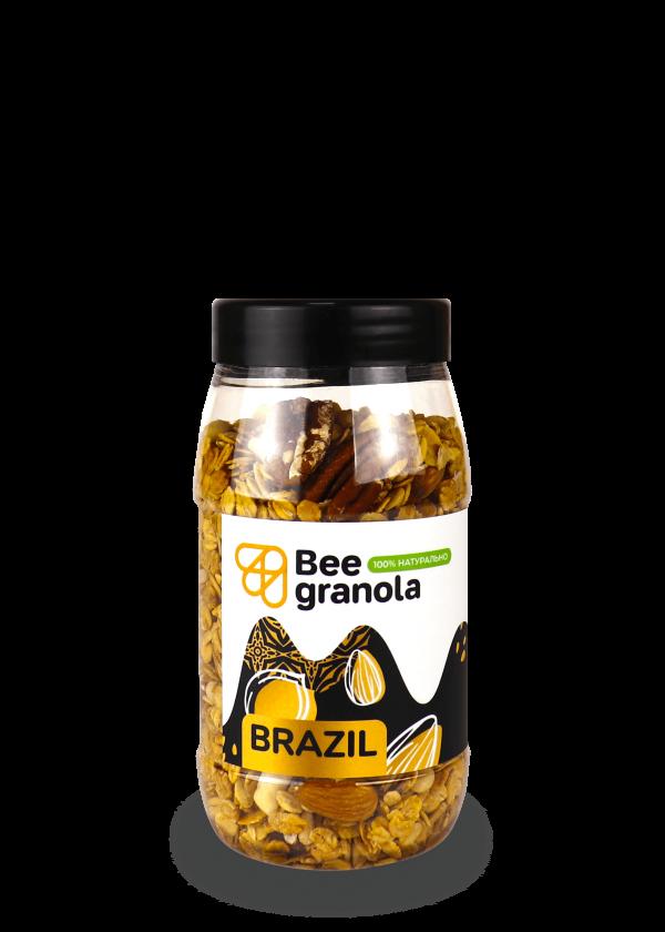 Beegranola Brazil 250г