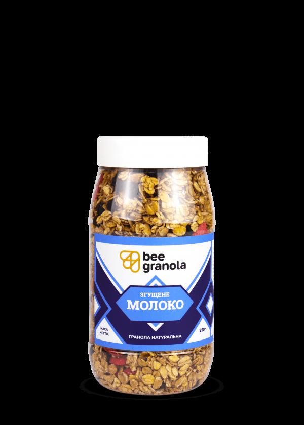 Beegranola Згущене молоко 250г